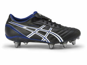SALE | ASICS LETHAL WARNO ST2 MENS FOOTBALL BOOTS (9045)