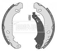 Borg & Beck Brake Shoe Set Shoes BBS6243 - BRAND NEW - GENUINE - 5 YEAR WARRANTY