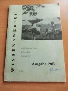 DDR Pionierlager Gheorghiu Dej Straußberg/Thür Geschichte Bilder Tagesablauf Bad