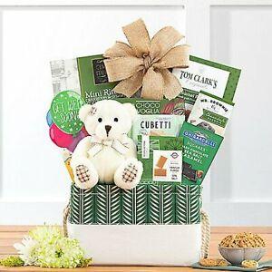 Bear Hugs: Get Well Gift Basket