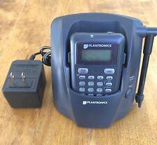 Plantronics CT12 2.4 GHz Single Line Cordless Phone