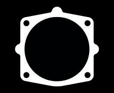 THERMA-TEC THERMAL THROTTLE BODY GASKET TB163 FITS NISSAN 350Z 3.5L V6 VQ35DE