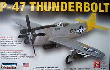 LINDBERG 70502 P-47 THUNDERBOLT 1:48 MODELLBAUSATZ - NEU
