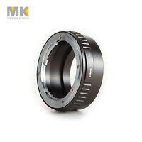 Meking Metal lens adapter ring for KONICA AR mount to Sony NEX-7 NEX-6