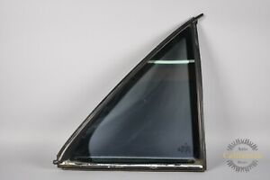 92-99 Mercedes W140 300SD 400SEL Quarter Window Glass Rear Right Passenger OEM
