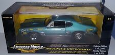 "1/18 ERTL ARNIE ""THE FARMER"" BESWICK 1968 PONTIAC GTO ""BOSSMAN""  rd"