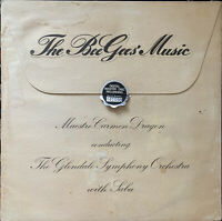 BEE GEES MUSIC GLENDALE SYMPHONY ORCHESTRA LP ORINDA USA 1979 NUMBERED NEAR MINT