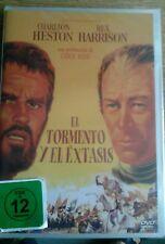Michelangelo - Inferno und Exstase- Charlton Heston, Rex Harrison Deutsch DVD