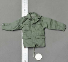 Dragon DML Toy 1/6 Soldier Clothes Paratroopers Green Shirt Jacket Vest Uniform