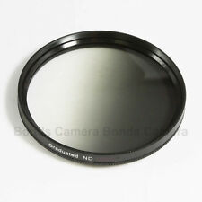 55mm 55 mm Graduated Grey ND Neutral Density Filter for Canon Sony DSLR lens