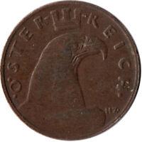 1935 / 1 GROSCHEN / AUSTRIA / OSTERREICH   #WT695