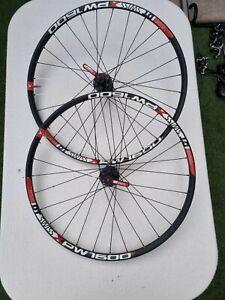 "DT Swiss XPW 1600  Tubeless Wheels Set   26""   9/10 speed Shimano/Sram Freehub"