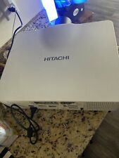 Hitachi CP-WU8440 4200 Lumens 1920x1200 HDMI 1080p Low Lamp Hours LCD Projector