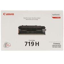 Cartucce toner nero originale Canon per stampanti