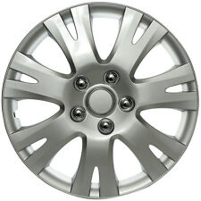 """1pc Hub Cap ABS Silver 16"""" Inch Replacement Rim Wheel Cover Mazda 6 '03-'13"""