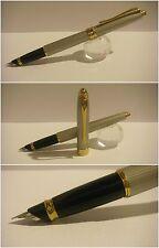 stilografica Hero Pen Company fountain Pen Gray Golden