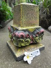 Balinese Traditional Umbrella Stand (concrete cast)