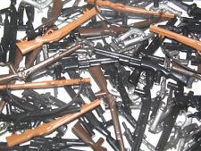 Playmobil Lot x5 Accessoire Arme à Feu Fusil Pistolet Gun Weapon Modèle au Choix