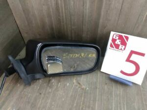2004-2009 SUBARU FORESTER PASSENGER RIGHT POWER SIDE VIEW MIRROR OEME13010752