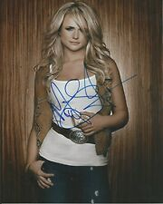 Miranda Lambert Autographed Signed 8x10 Photo REPRINT