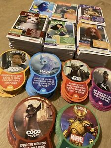 SAINSBURYS Disney HEROES ON A MISSION Single Cards 2021 Select Pick Choose card