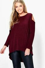Boohoo One Shoulder Casual Tops & Shirts for Women
