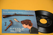 BUD SHANK EP LITTLE GIRL BLUE TOP JAZZ ITALY '50  EX+