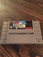 Mario Paint Super Nintendo SNES Game Cart Working  As Should SN1
