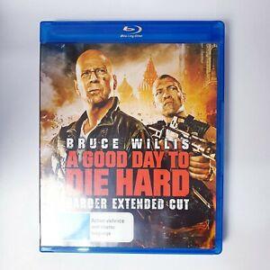 Die Hard 5 A Good Day To Die Hard Movie Bluray Free Postage Blu-ray - Action