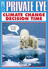PRIVATE EYE 1251 - 11 - 24 Dec 2009 - Polar Bears - CLIMATE CHANGE DECISION TIME