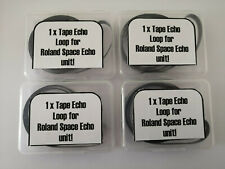 4 Tape Echo Boucles pour Roland Space Echo RTL-1 RE 201 RE 101 RE 501 RE301 SRE 555