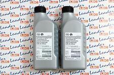 2 x GENUINE Vauxhall MANUAL TRANSMISSION FLUID / GEARBOX OIL - NEW 93165290
