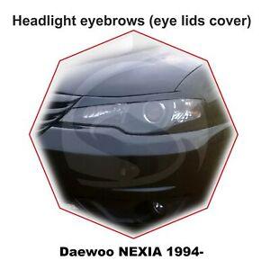 Headlight Eyebrows Eyelids Cover Tuning for DAEWOO NEXIA 1994-2016