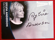 THUNDERBIRDS 50 YEARS - Sylvia Anderson (Co-Creator) - Autograph Card SA2