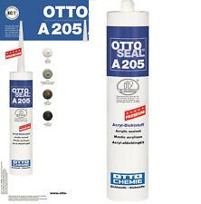 Otto Acryl Ottoseal A205 Otto Chemie, Premium, 310 ML Kartusche, 4 Farben