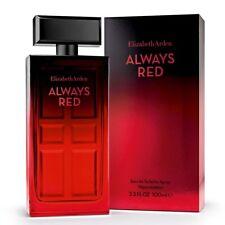 Always Red Elizabeth Arden 3.3oz/100ml Eau De Toilette Spray New In Box ~ SEALED