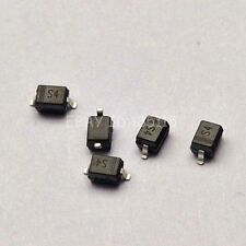 50PCS B5819WS 1N5819 S4 1A/40V SOD-323 SMD Schottky Diodes