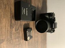 Panasonic Lumix DMC-G7 with 25mm F 1.7 lens bundle-PERFECT CONDITION