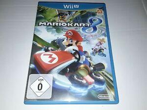 Wii U Spiel, Mario Kart 8, OVP, sehr gut