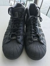 ADIDAS PRO MODEL MENS SHOES SIZE 12 G98976 BLACK BIG SEAN DETROIT PLAYER RARE