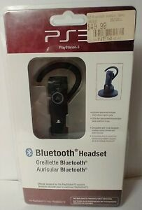 Sony Playstation 3 PS3 Wireless Bluetooth Headset In Opened Box/ Untested