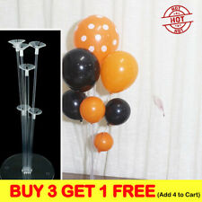 Plastic Balloon Accessory Base Table Support Holder Cup Stick Stand Party Z