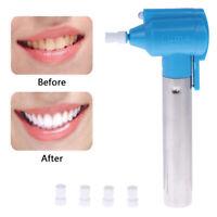 Dental Tooth Polishing Teeth Whitener Whitening Polisher Stain Remover Tool KiSH