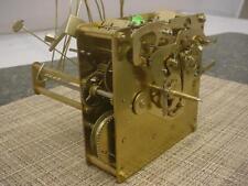 Westminster Chime German Urgos Clock Co. Brass  Movement Repair UW 32019B D645