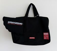 Sprayground travel bag hold all black wings Frontier Awards