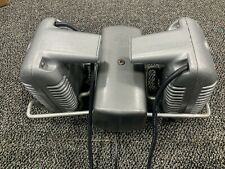 Refurbished 50s 60s Drive in Movie Speakers With Junction Box and Baskets