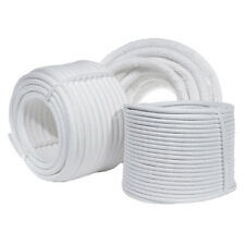 Craft Coiling Cord for Basketry & Fiber Sculpting in White with Multi Sizes