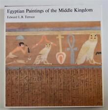 Egyptian Paintings of the Middle Kingdom,Terrace 1968 1st, Djehuty-nekht, Colour