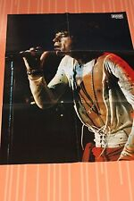 Mick Jagger The Rolling Stones Original 70s Rock Poster Decca S17005P