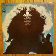 "Bob Dylan - ""Greatest Hits Vol 1"" Columbia Records 2 EYE KCS 9463 Vinyl LP EX"